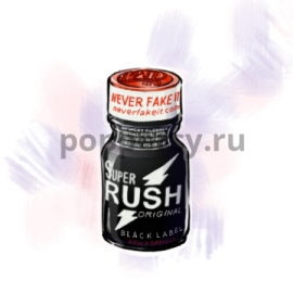 Rush black USA